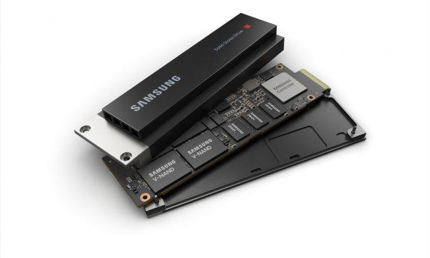 삼성전자, 데이터센터 노린 고성능 SSD 양산… 메모리 초격차 보여준다