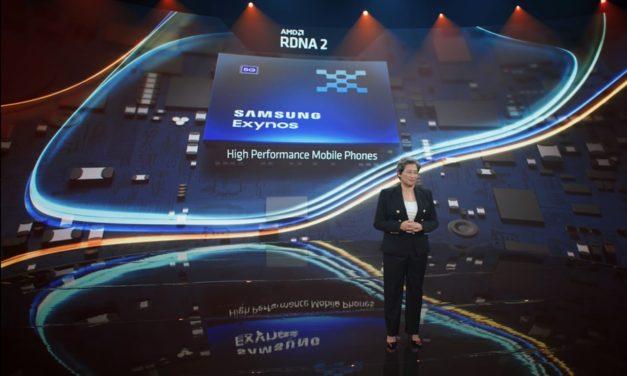 삼성 엑시노스가 탑재할 AMD RNDA2 GPU는 어떤 제품일까
