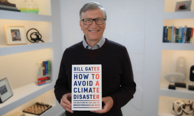 [오늘, 외쿡신문] 빌 게이츠가 꿈꾸는 '에너지 기적'