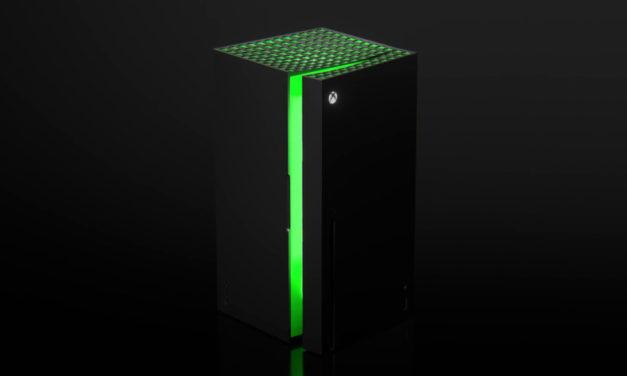 Xbox, Series X 모양의 냉장고를 진짜로 출시한다